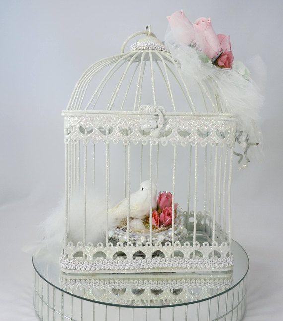 les 25 meilleures id es de la cat gorie cage oiseaux d coration de mariage sur pinterest. Black Bedroom Furniture Sets. Home Design Ideas