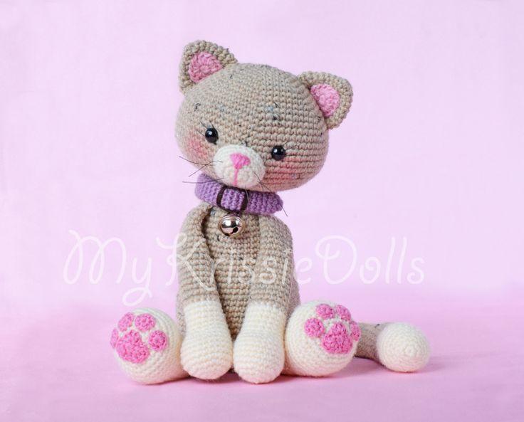 Crochet Amigurumi Pattern Generator : 25+ beste idee?n over Schattige dieren, alleen op ...