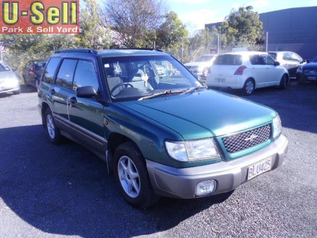 1998 Subaru Forester for sale | $3,500 | U-Sell | Park & Sell Yard | Used Cars | 797 Te Rapa Rd, Hamilton, New Zealand