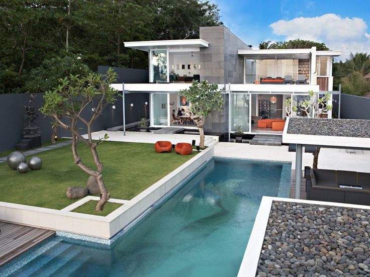 Luna 2 Hotel (Bali, Indonesia) Architect: Unknown
