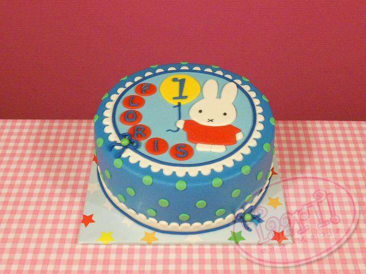 nijntje taart - Google zoeken