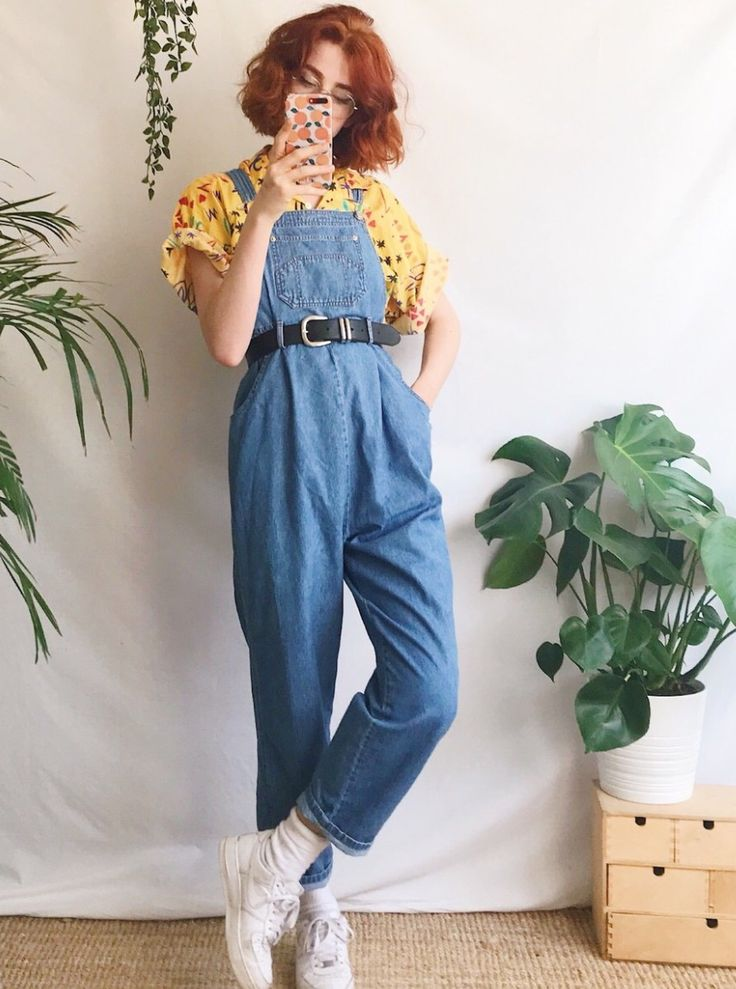 Vintage Outfits, Retro Outfits, 90s