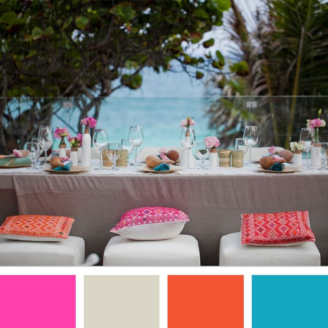Color Pairings We Love You Will Too Wedding Colors