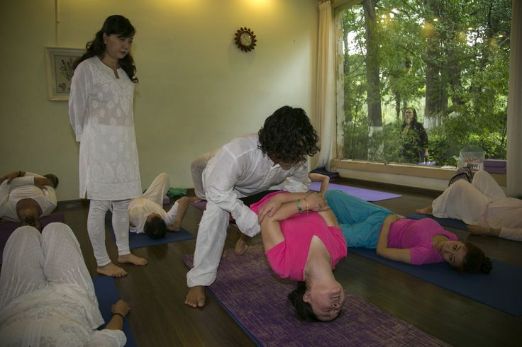 Ashtanga Yoga in Rishikesh