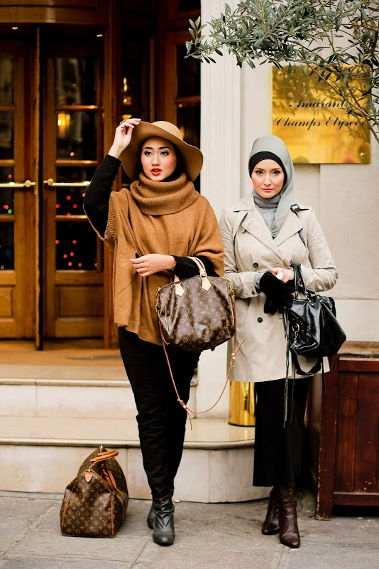 Wardah Travel in Style: Paris!