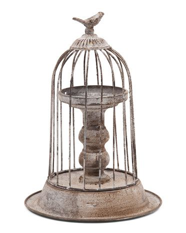 Best 25 bird cage stand ideas on pinterest bird cage for Cage d oiseau decorative
