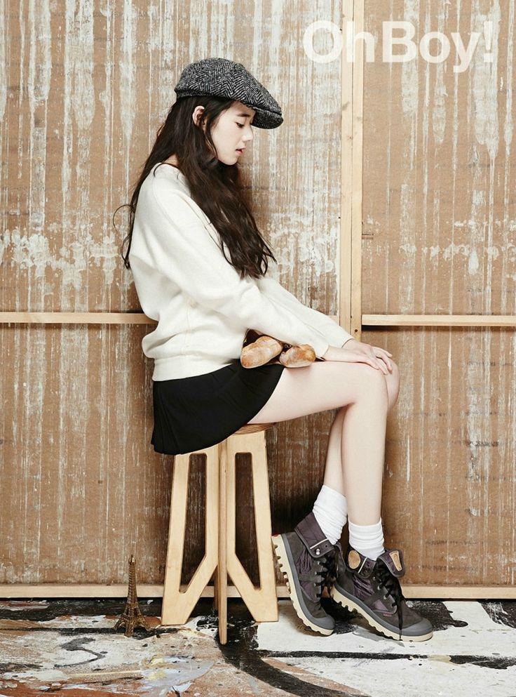 Korea Actress 2015 정은채