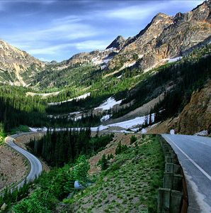 If you want to stay close to home but still have an adventure on your honeymoon, try one of America's Best Road Trips.