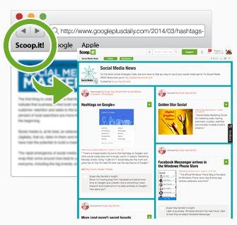 Bookmarklet | Scoop.it