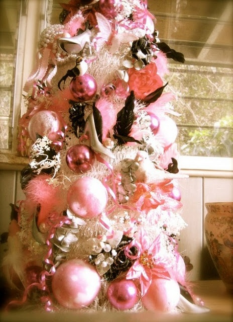 Glam Christmas Tree Idea*