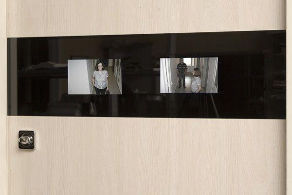 Входные двери с видеонаблюдением – современный вариант защиты помещения
