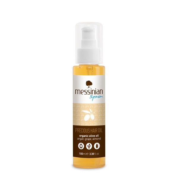 Hair oil for deep hydration. It offers shine, softness, suppleness, conditioning and protection against split ends. It will hydrate your hair without making your hair oily.