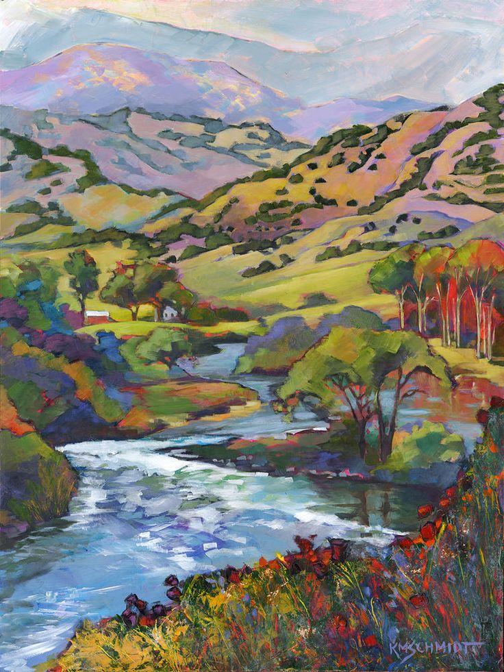 1000 images about painter karen m schmidt on pinterest for Artworks landscape ltd