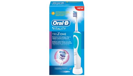 162847 OralB Cepillo Dental Eléctrico Vitality