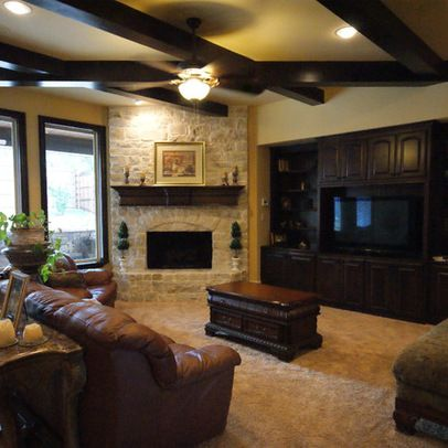 121 best Family room images on Pinterest Home Vaulted ceilings
