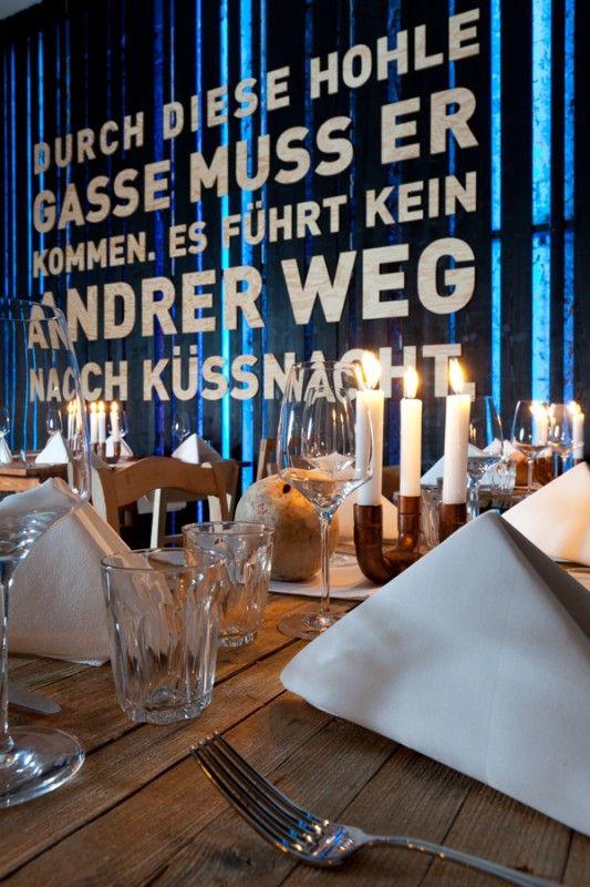Schiller & Wilhelm Tell | Bar & Restaurant
