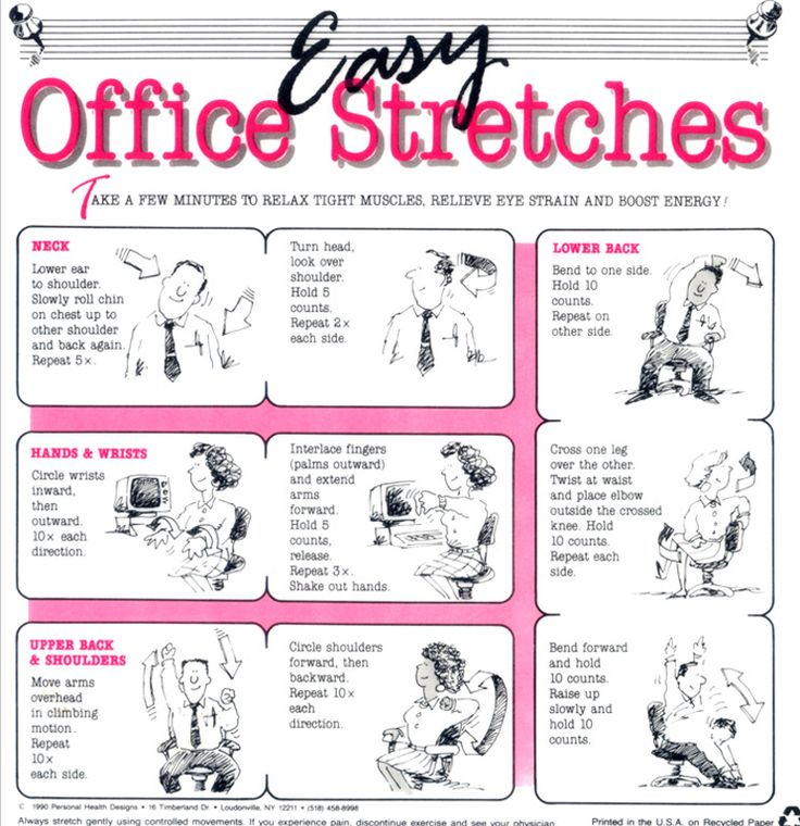 Yoga chair yoga fitness on pinterest chair yoga chair exercises - 78 Images About Office Stretches On Pinterest The