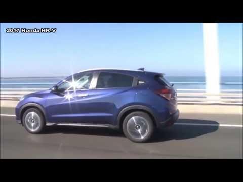 2017 Toyota C-HR Vs 2017 Honda HR-V Review: interior, exterior and drive