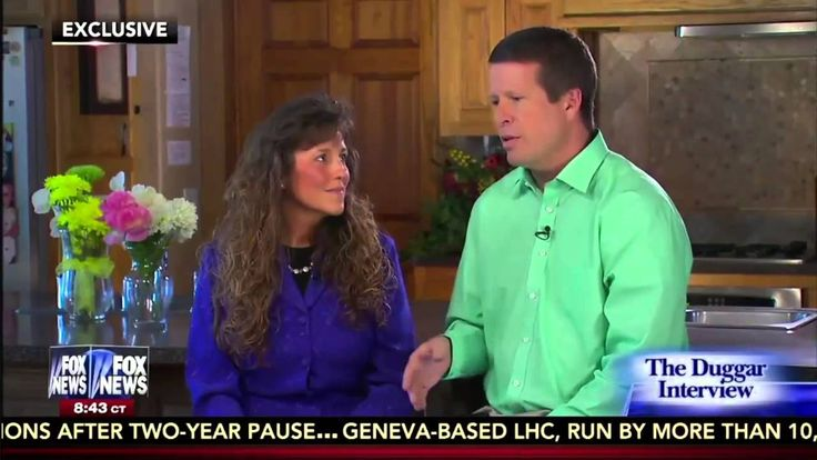 [Part 2 of 2] Megyn Kelly Interviews The Duggar Family From 19 Kids And ...