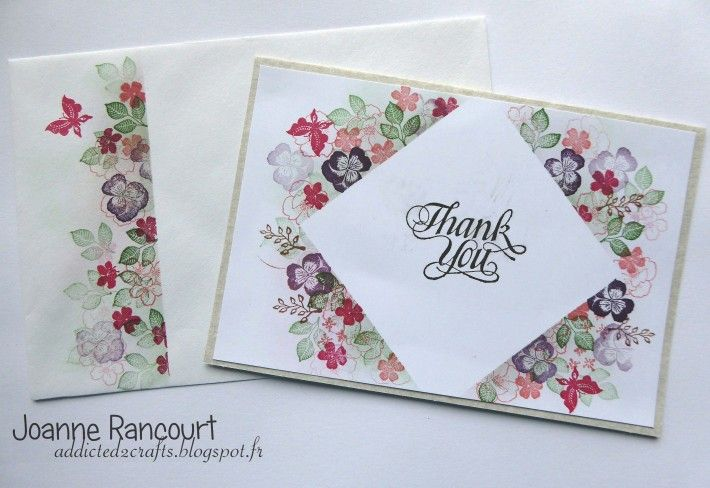 Tutorial & Ideas Main Page: Stamping on Paper