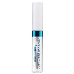 RECOMMEND! Miss Sporty Just Clear Mascara (great for tidying those brows)
