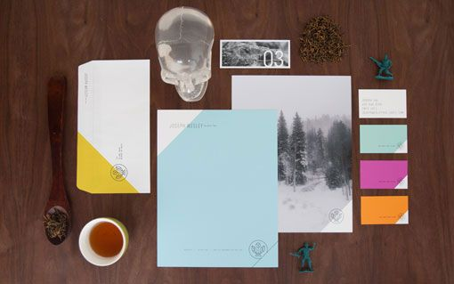 FoundryCo New Work.  Joseph Wesley Identity, Print, Packaging, Digital