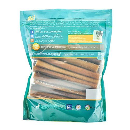 6-inch Supreme Bully Sticks by Best Bully Sticks (25 Pack) All Natural Dog Treats   Check it out-->  http://mypets.us/product/6-inch-supreme-bully-sticks-by-best-bully-sticks-25-pack-all-natural-dog-treats/  #pet #food #bed #supplies