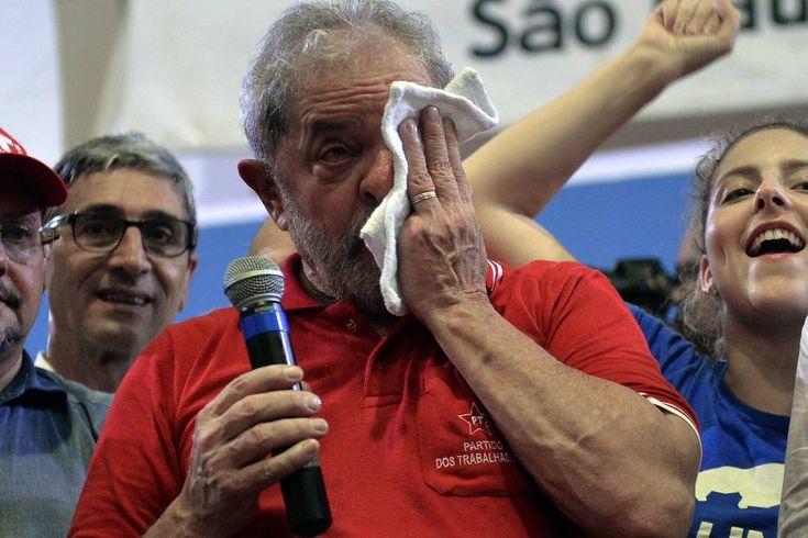 Ex-presidente comentou condução coercitiva e atacou Moro e procuradores: 'se forem R$ 1 real mais honestos, desisto da política'