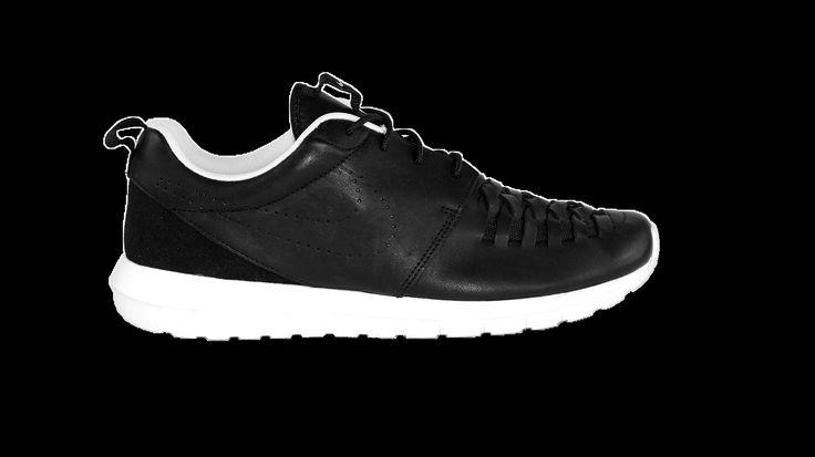 Unisex Nike Rosherun Sneaker, Freizeitschuh günstig kaufen Der Nike Rosherung Unisex Laufschuh sorgt durch das eingesetzte Material für perfekten Halt und Tragekomfort. Das Schwarze Glattleder ist mit einem Flechtmuster und mit...