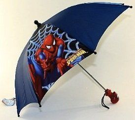 Marvel Spiderman Kids Childrens Umbrella by Berkshire Fashions @ niftywarehouse.com