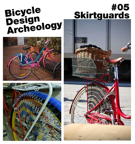 Bicycle Design Archeology Series by Mikael Colville-Andersen, via Flickr