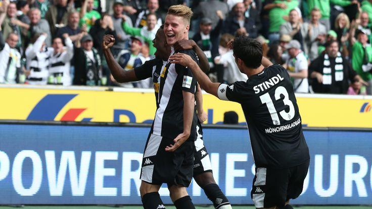 Gladbach – Köln 1:0 | Vor Köln! Gladbach erreicht schon sein Saisonziel - Bundesliga Saison 2016/17 - Bild.de