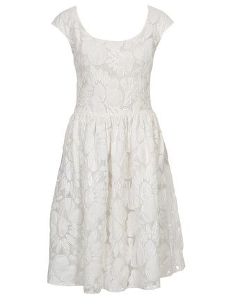 Schnittmuster: Sommerkleid - weiter Halsausschnitt - Kleider - Damen - burda style