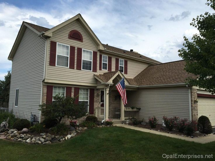 A New Roof Overhead Is A Nice Thing To See. Opalu0027s Plainfield Roofing  Contractors Replaced The Whole Roof With New GAF Timberline HD Shingles.