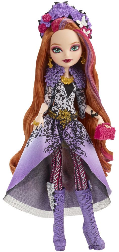 Ever After High Spring Unsprung Doll - Holly O'Hair I just got her