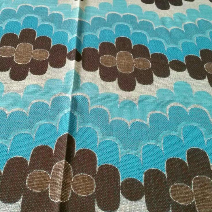 Midcentury furniture textile