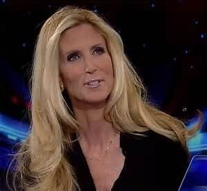 Ann Coulter: She is loaded up with the power of truth and discernment in the center of controversy over nation-shaping ideas. She's impervious to criticism which is abundant. Courage in the Public Square is not a pretty site.