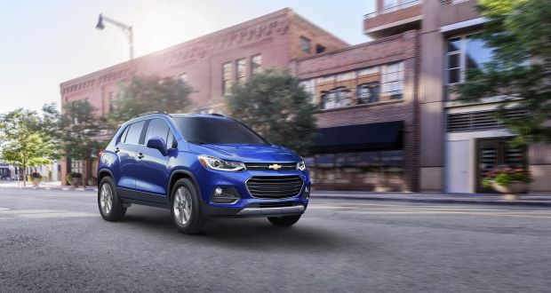 2019 Chevrolet Trax At Westside Chevrolet In Houston Trax