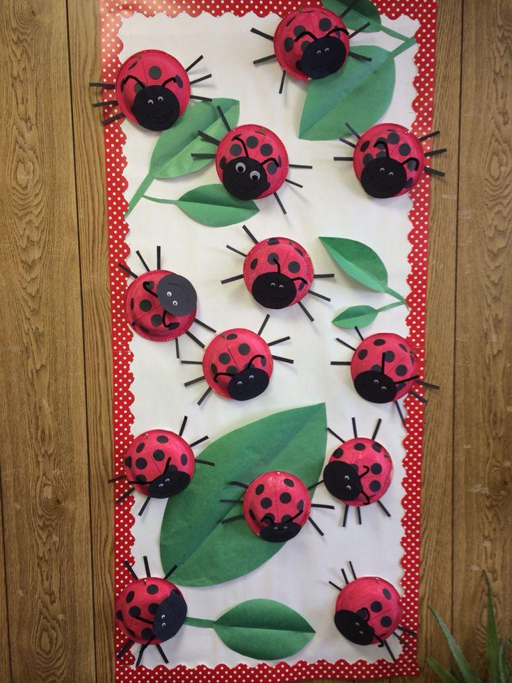 Ladybug Classroom Decoration Ideas ~ Best images about ladybugs on pinterest potato stamp