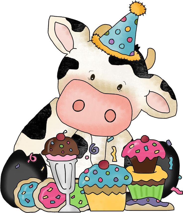 Cute cow idea