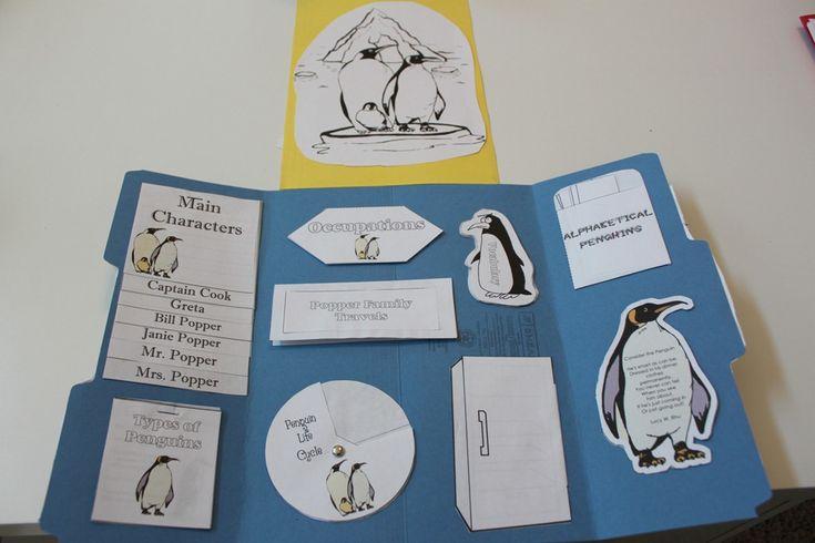 Mr. Poppers Penguin lit unit