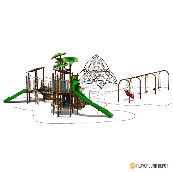 Cayman Islands | Commercial Playground Equipment