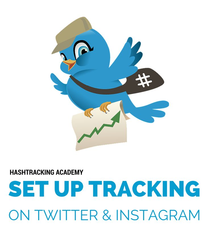 How to Set up Hashtracking Hashtag Tracking for Twitter and Instagram