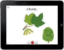 French apps for a certain someone and their ipiad!  @Casey Morrow-Harding