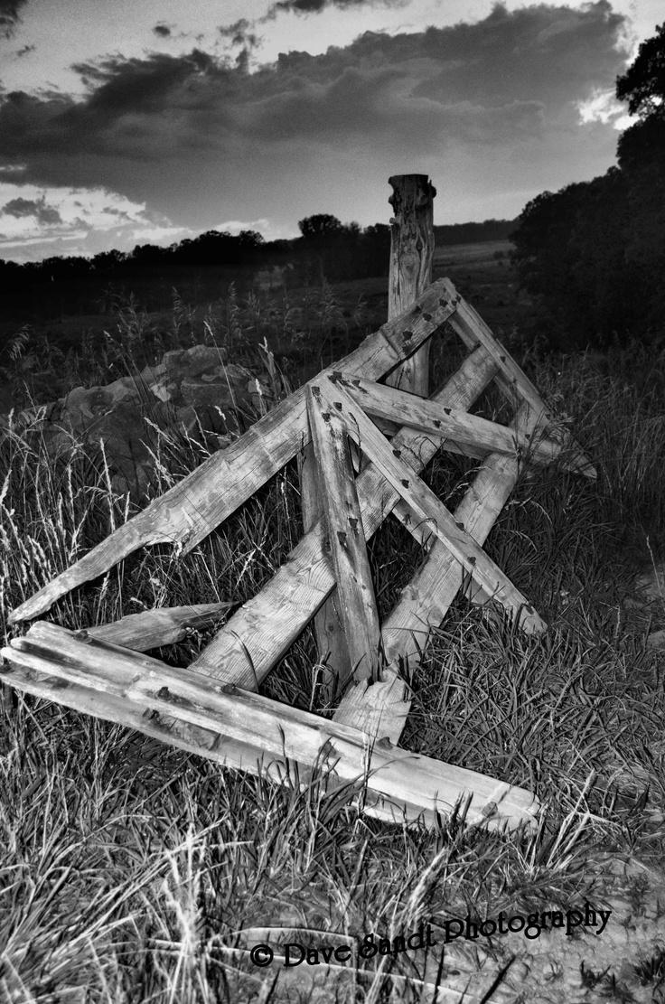 Triangle Field Gate