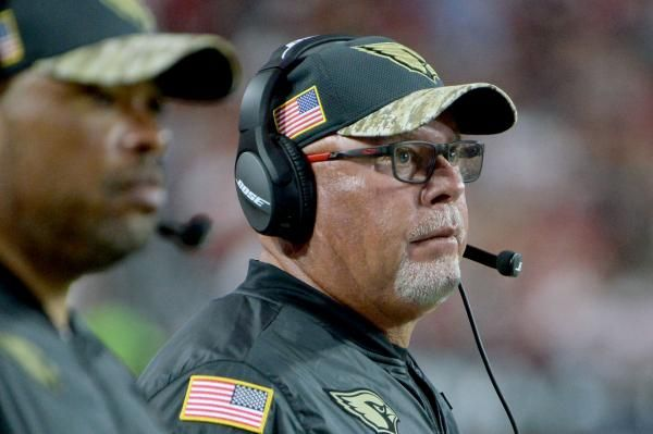 Arizona Cardinals' Bruce Arians hospitalized again with chest painsUnited Press International