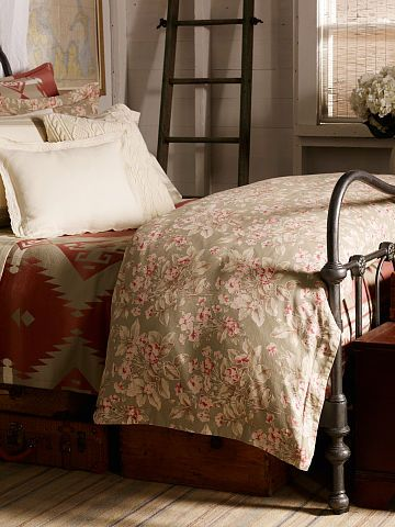 Amagansett Collection   Ralph Lauren Home Bedding Collections   RalphLauren.com.  Muted Colors And