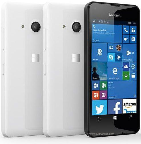 Microsoft Lumia 550 getting new update; Double Tap to Wake not included