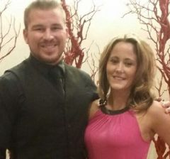 PICS: Teen Mom Jenelle Evans Engaged For Third Time, Set To Wed Nathan Griffith