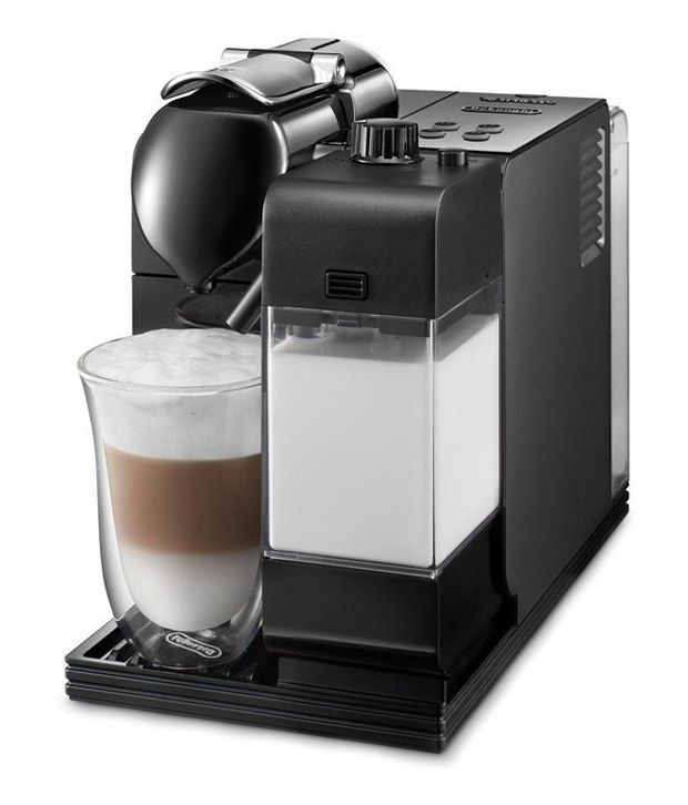 Nespresso DeLonghi Lattissima Plus Coffee Machine(Black), http://www.snapdeal.com/product/nespresso-15-ltr-en520b-espresso/1302820393
